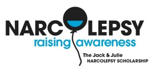 Jack and Julie Narcolepsy Scholarship Logo