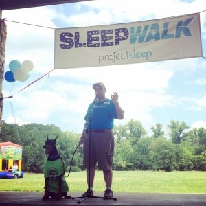 Third Annual Sleep Walk Dallas/Fort Worth: Picnics and Pups