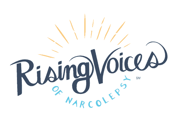Rising Voices of Narcolepsy Logo