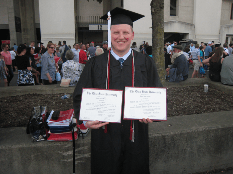 narcolepsy scholarship recipients graduate college jacob s update