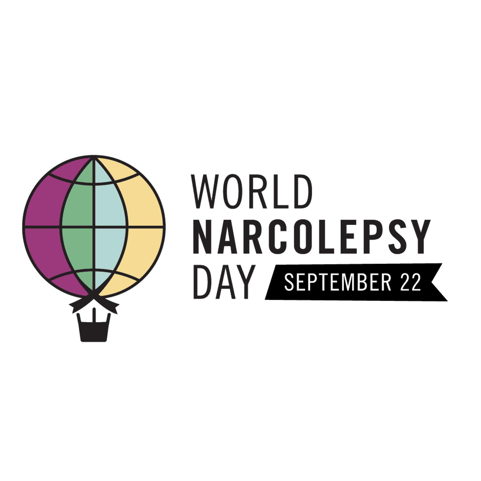 World Narcolepsy Day September 22 Logo