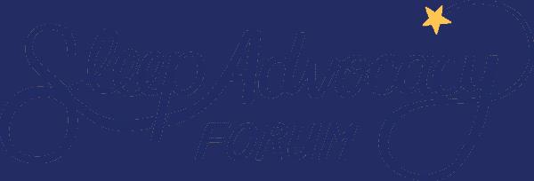 Sleep Advocacy Forum Logo