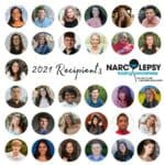 Photo collage of 2021 Jack & Julie Narcolepsy Scholarship recipients